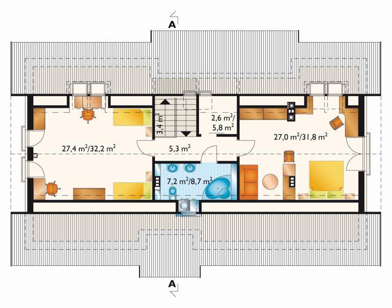 Проект дома Арамис (E-789)