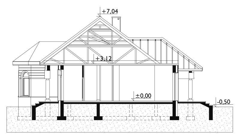 Проект дома Аркадия (E-1168)