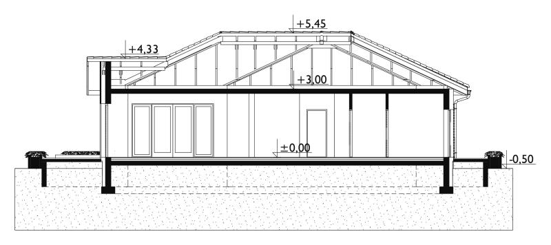 Проект дома Аврелий Нова (E-1134)