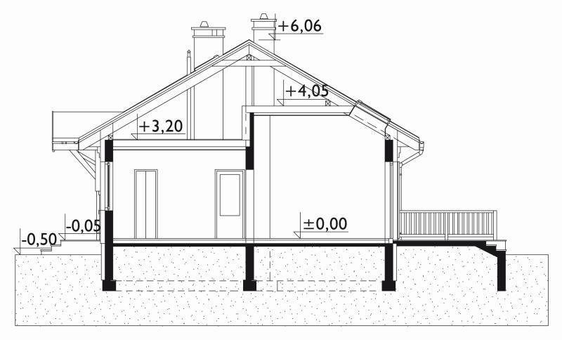 Проект дома Билл (E-1150)