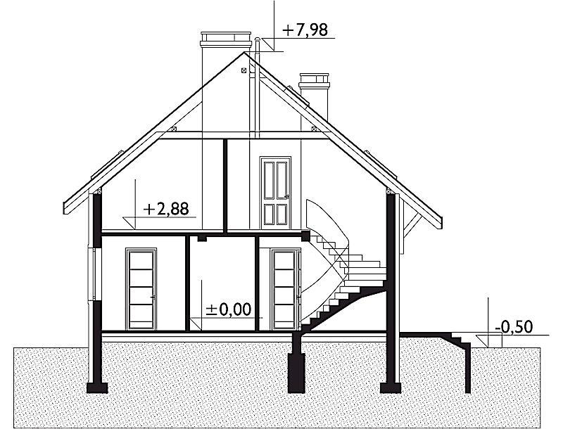 Проект дома Фазан (E-71)