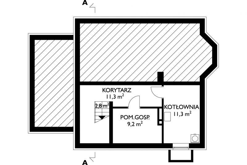 Проект дома София (E-85)
