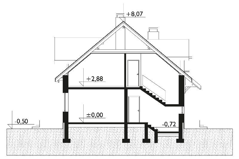 Проект дома София 2 Дуо (E-771)
