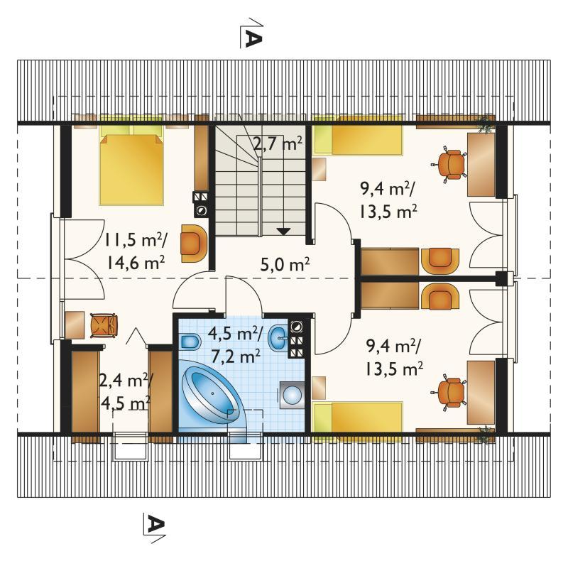 Проект дома Целья (E-1180)