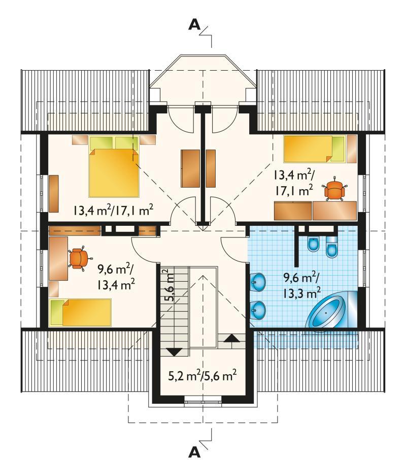 Проект дома Кайра (E-95)