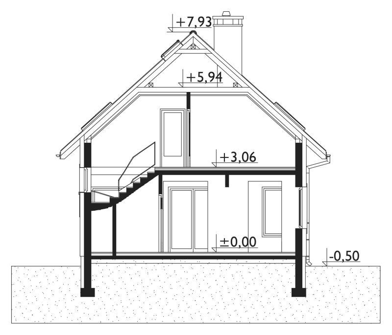 Проект дома Дориан (E-1216)