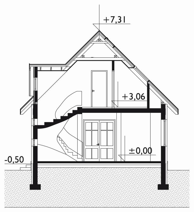 Проект дома Дробина (E-120)