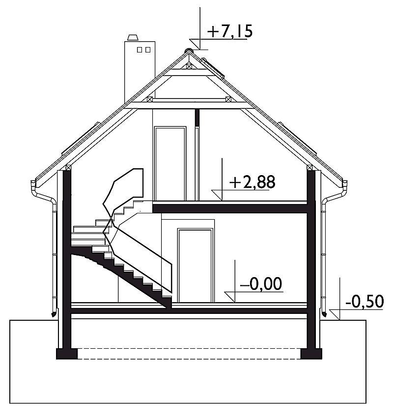 Проект дома Эклерка (E-1082)