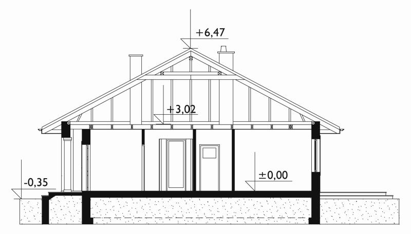 Проект дома Элиза (E-844)