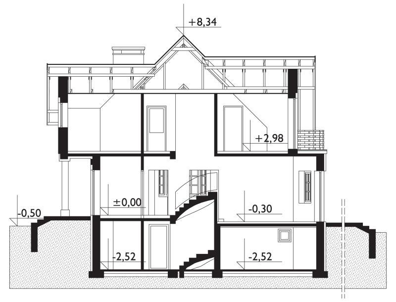 Проект дома Зевс (E-143)
