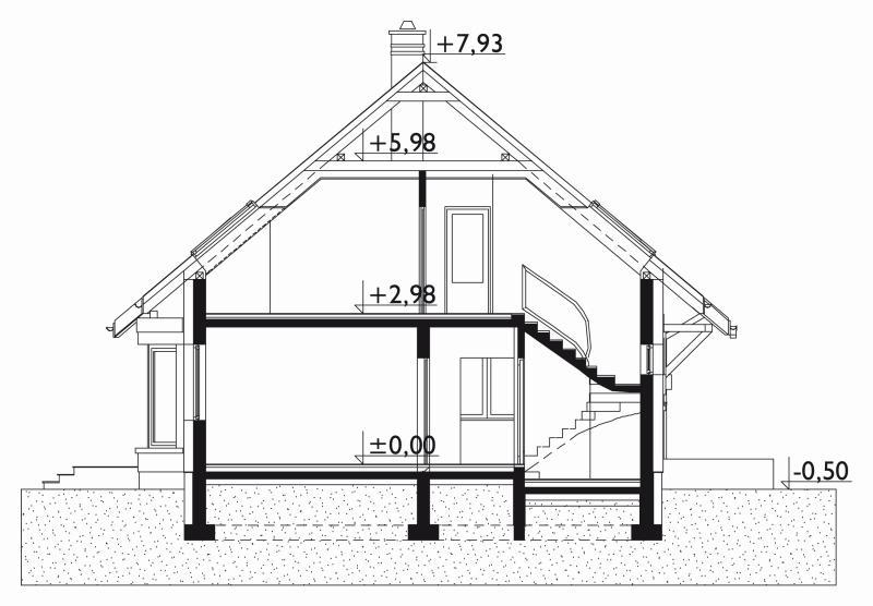 Проект дома Фига 2 Эко (E-1162)