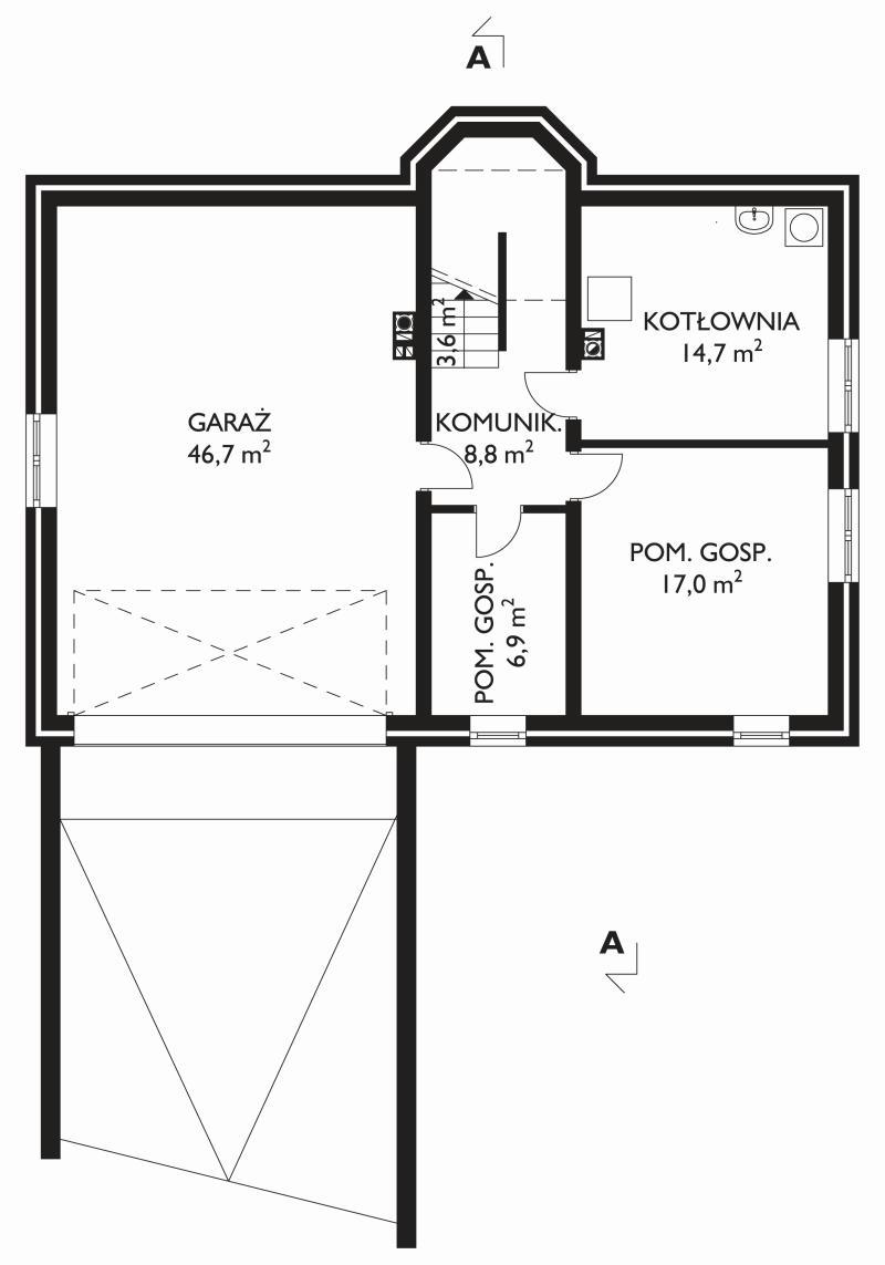 Проект дома Филион Нова (E-953)