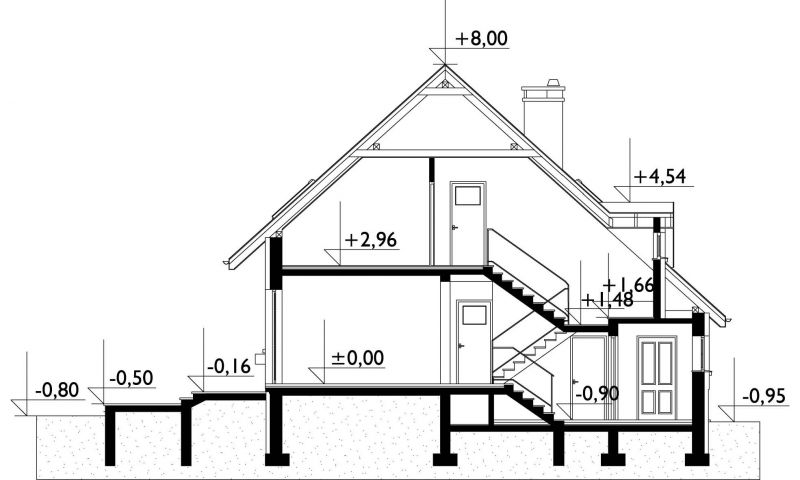 Проект дома Фиона (E-891)