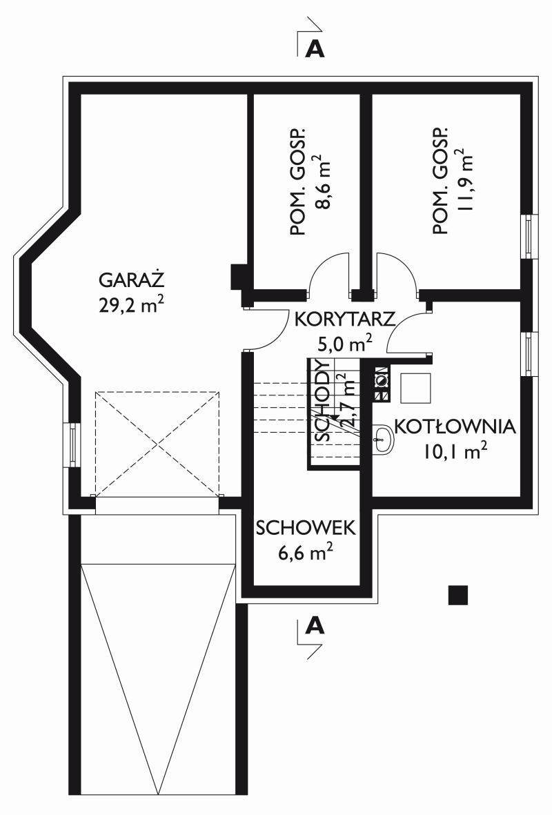Проект коттеджа Фиона Сток (E-942)