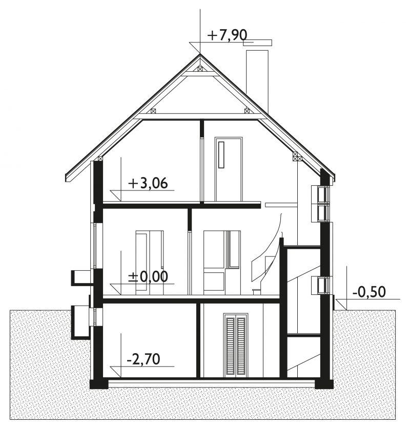 Проект дома Тюлень (E-154)