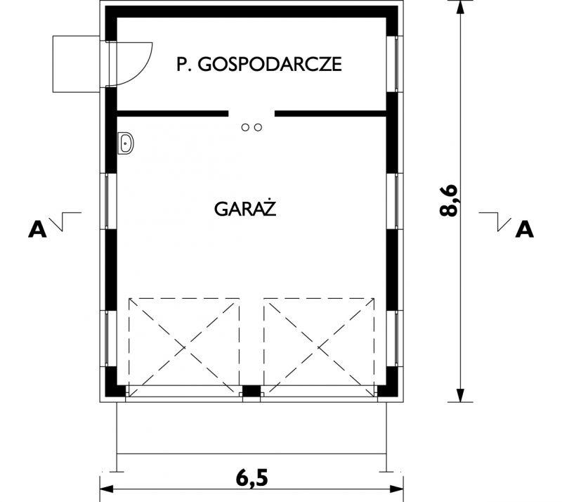 Проект Гараж 32 (E-647)