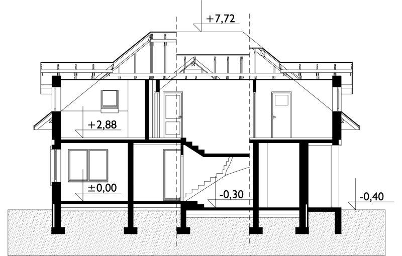 Проект дома Гаспар (E-165)