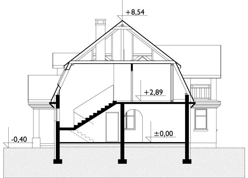 Проект дома Гавот (E-168)