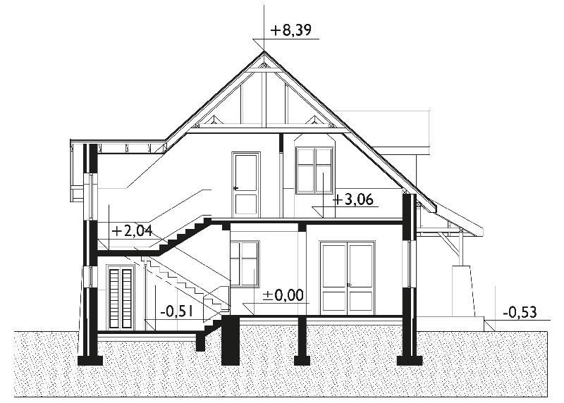 Проект дома Гладиолус (E-175)