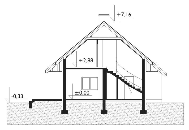 Проект дома Горошек (E-181)