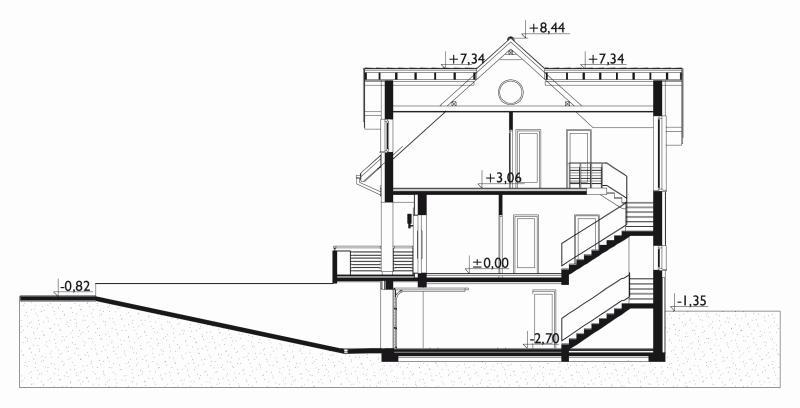 Проект дома Каприс Поло (E-1246)