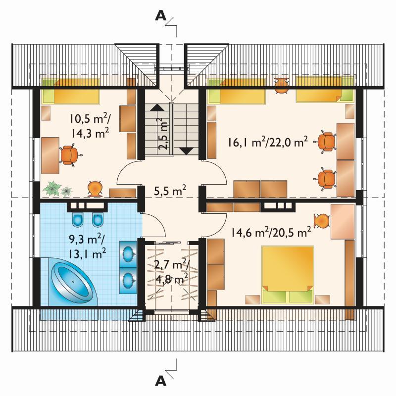 Проект дома Кремень (E-279)