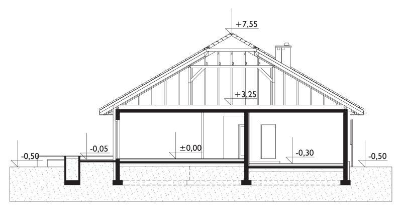Проект дома Ксения (E-1281)