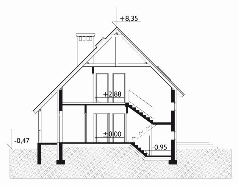 Проект дома Яков (E-280)