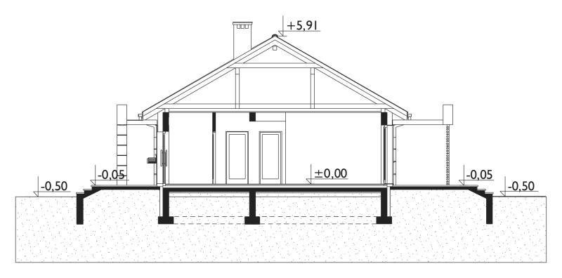 Проект дома Линус (E-1218)