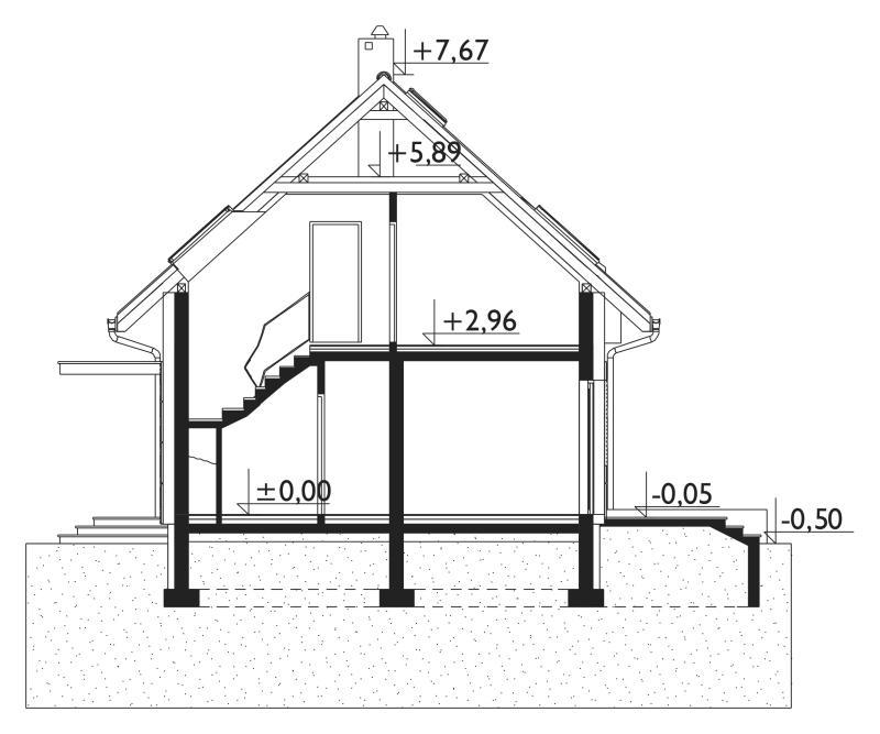 Проект дома Лиза (E-1209)