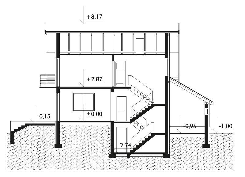 Проект дома Любисток (E-307)