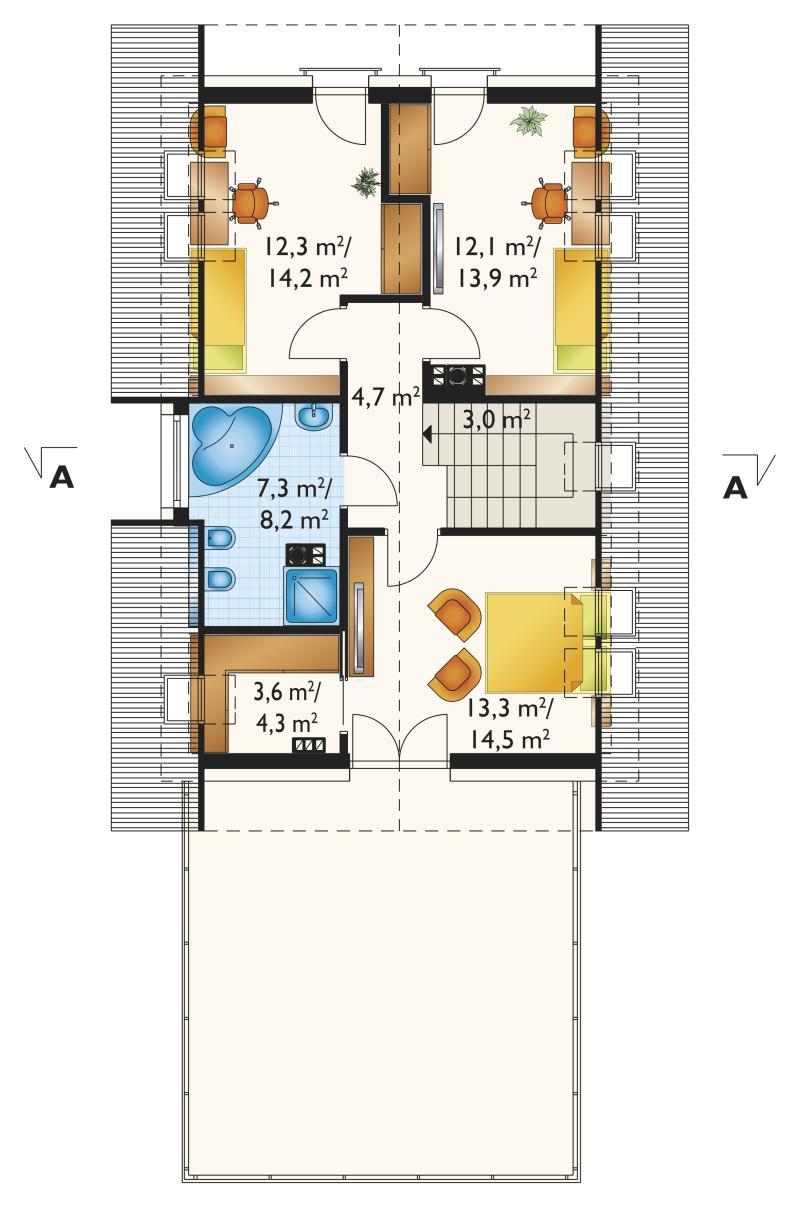 Проект дома Лютик (E-1220)