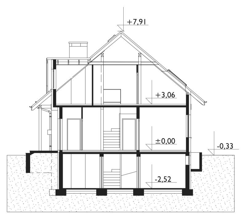 Проект дома Мая Грота (E-875)