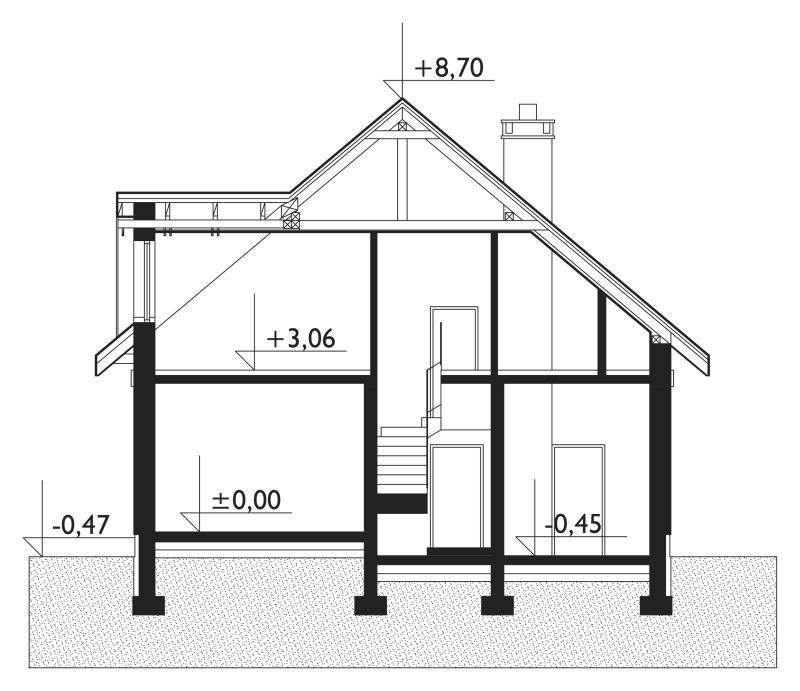 Проект дома Мая Рекс (E-779)