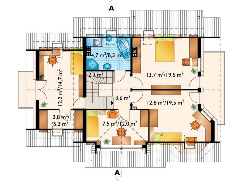 Проект дома Ямайка Поло (E-994)