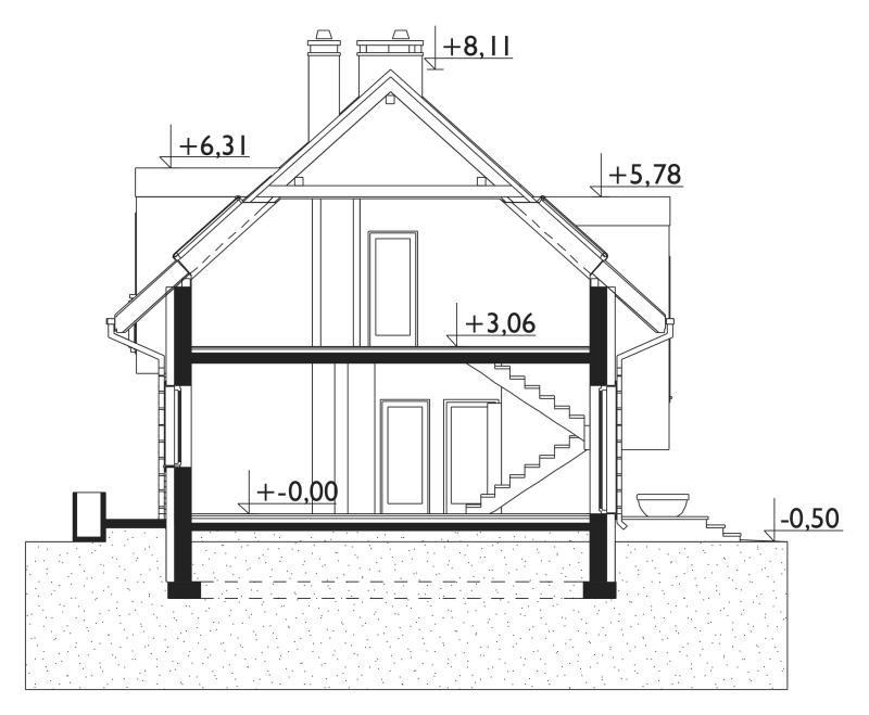 Проект дома Марго Кубик (E-1109)