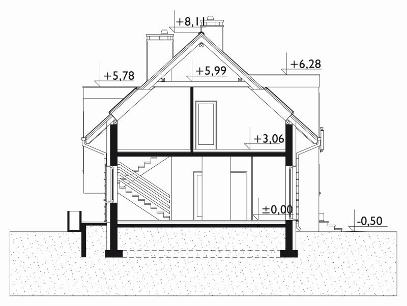 Проект дома Марго Луна (E-1181)