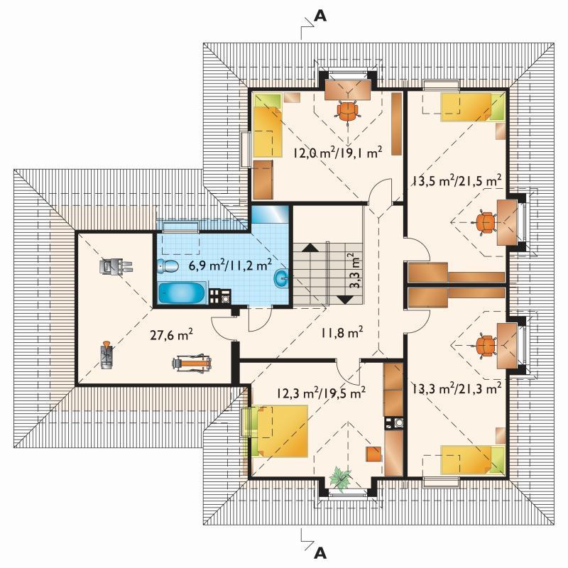 Проект коттеджа Миранда (E-340)