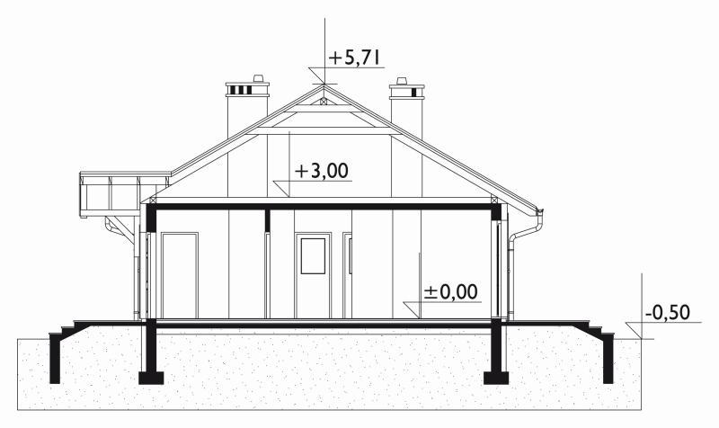 Проект дома Микро (E-913)