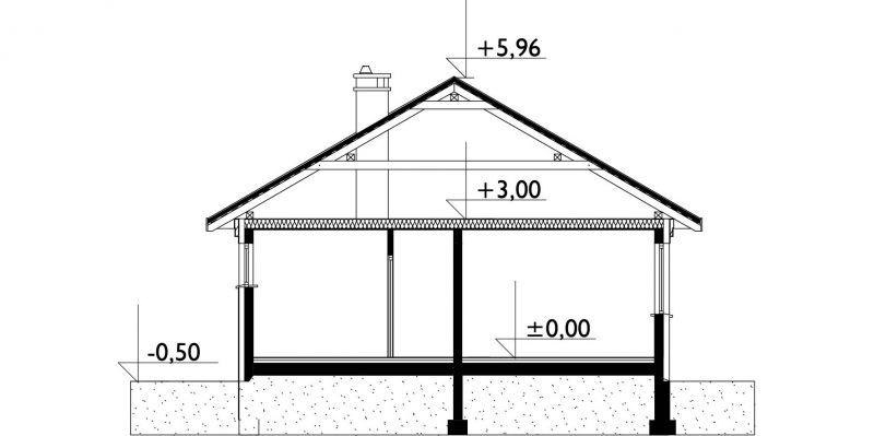 Проект дома Мудролюб Бис (E-862)