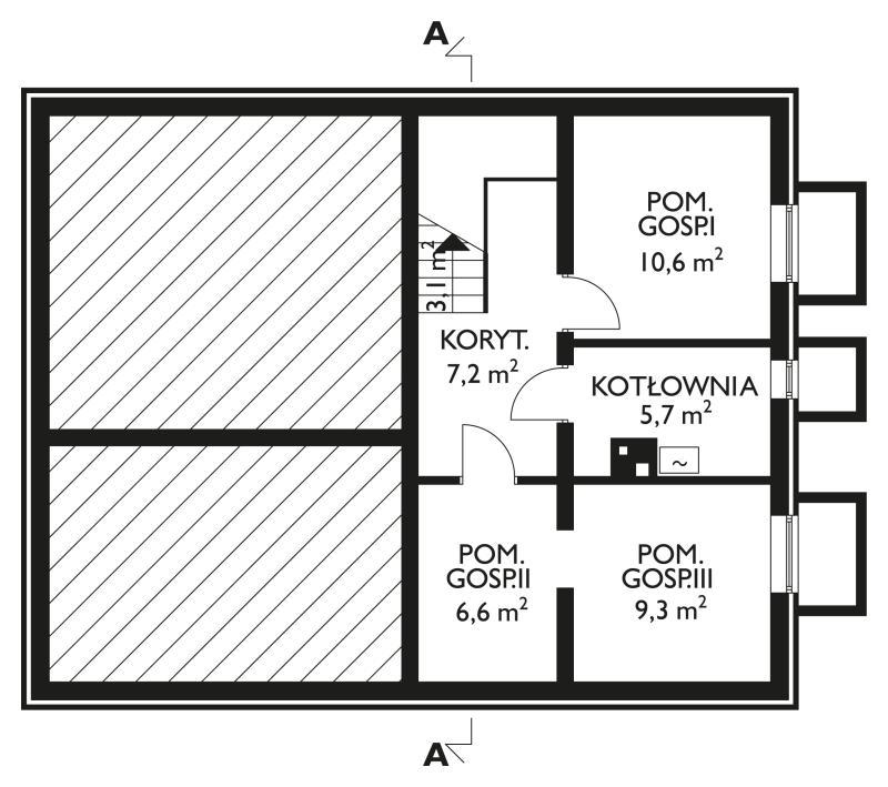 Проект коттеджа Ольха (E-379)
