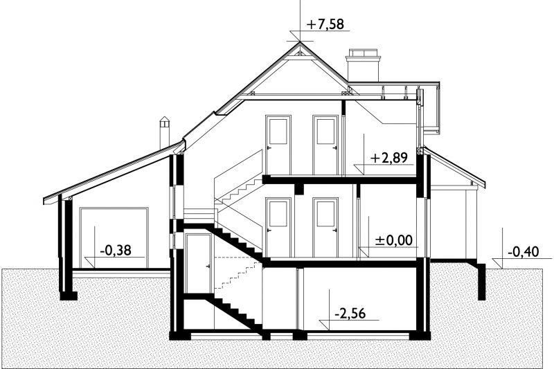 Проект дома Орион-2 (E-387)