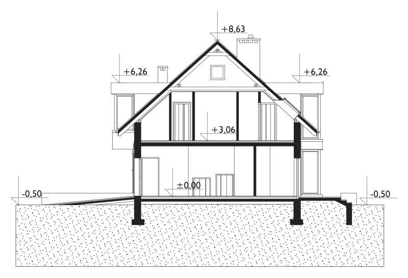 Проект дома Пабло Кубик (E-1089)