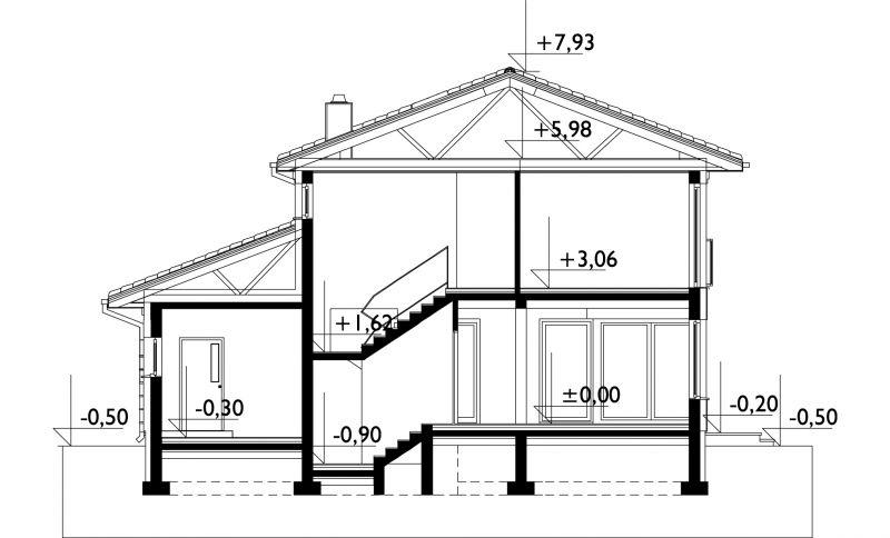 Проект дома Пирит Ас (Е-1361)