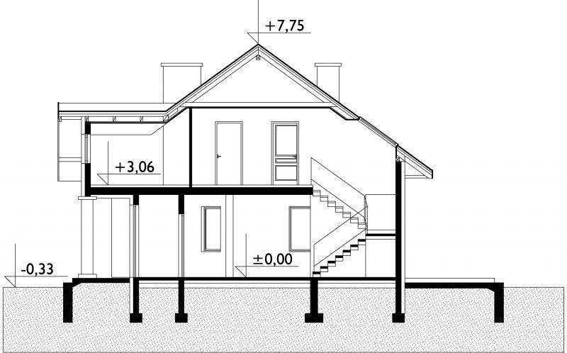Проект дома Сокол (E-467)