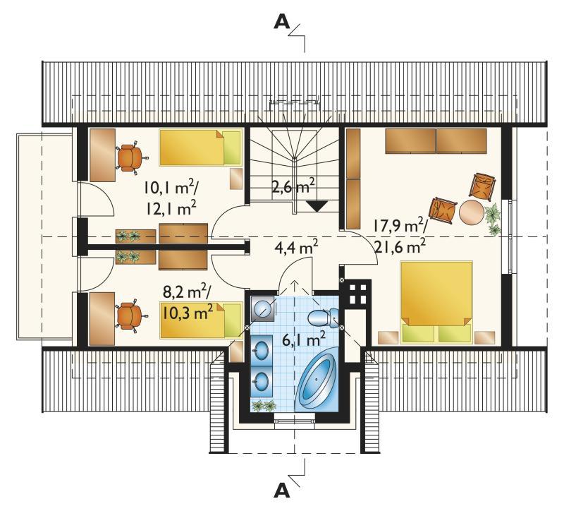 Проект дома Стручок (E-475)