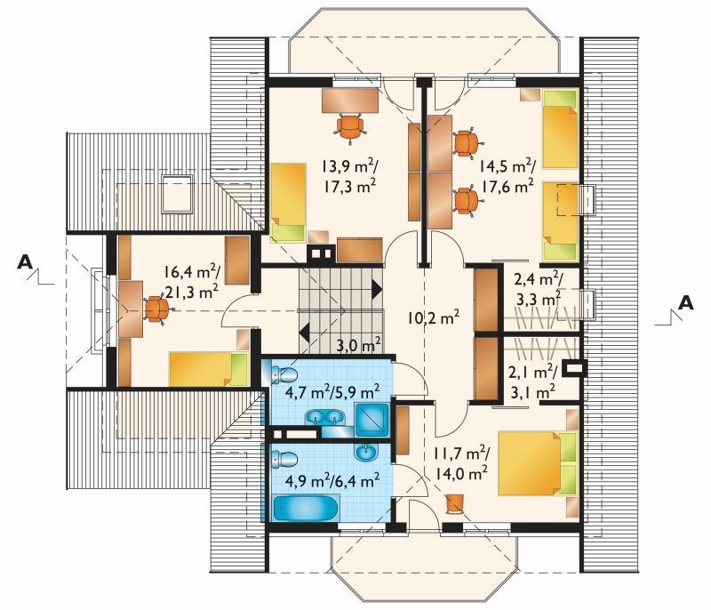 Проект дома Семен (E-490)