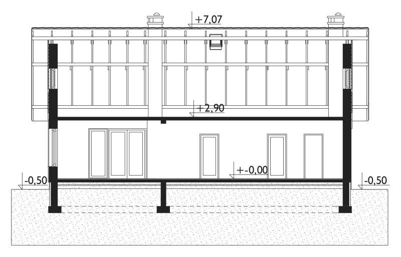 Проект дома Тала (E-1214)