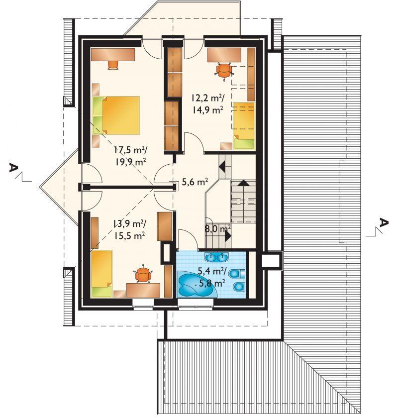 Проект дома Тукан (E-511)