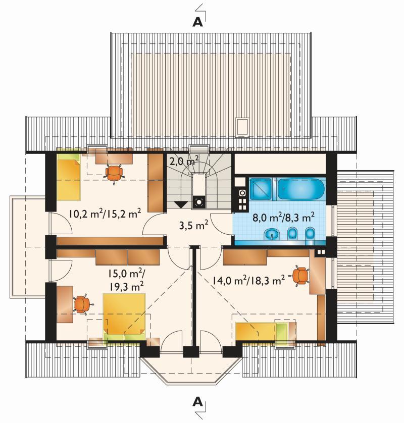 Проект дома Зенон (E-792)